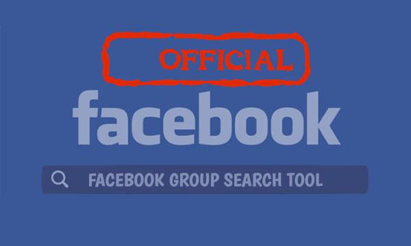 Facebook Group Search Tool