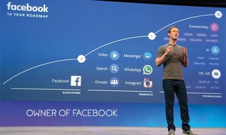 Owner of Facebook
