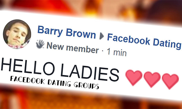 Facebook Dating Groups – Dating Facebook Groups | Facebook Group Dating