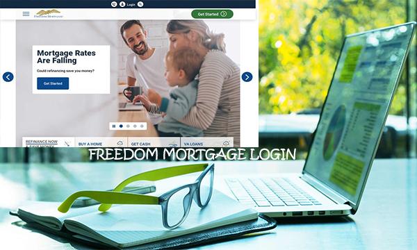 Freedom Mortgage Login
