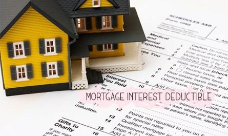 Mortgage Interest Deductible