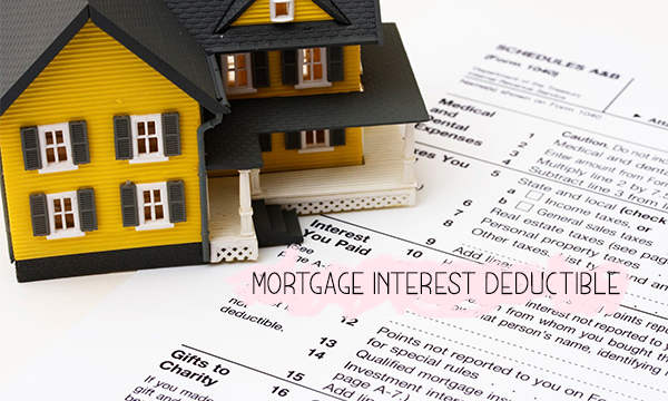 Mortgage Interest Deductible – Disadvantages and Advantages