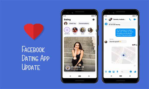 Facebook Dating App Update