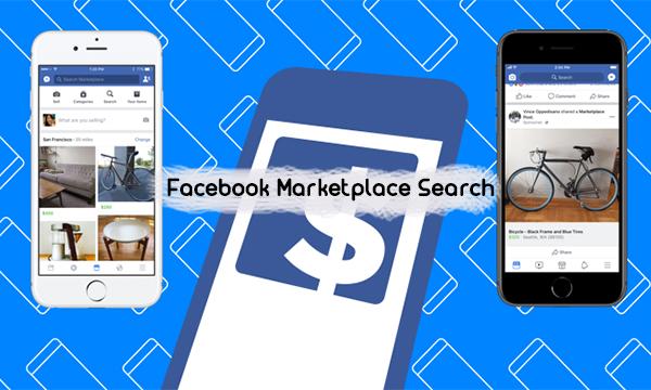 Facebook Marketplace Search
