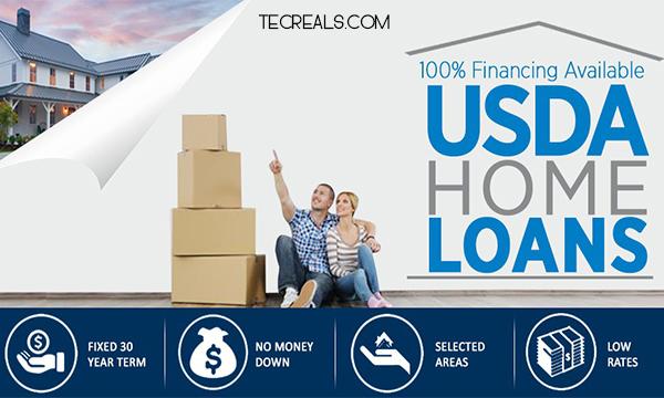 Home Loans USDA – Benefits of Home Loans USDA | Home Loans USDA Program