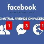 Hide Mutual Friends on Facebook