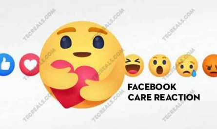 Facebook Care Reaction