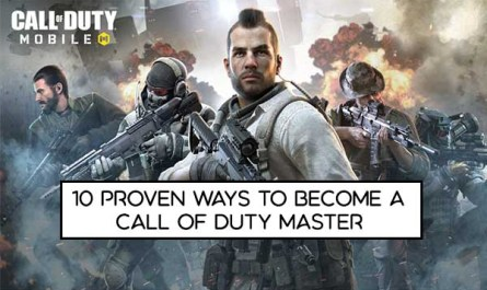 10 Proven Ways to Become a Call of Duty Master