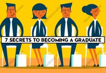 7 Secrets to Becoming a Graduate
