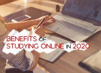 Benefits of Studying Online