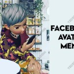 Facebook Avatar Menu