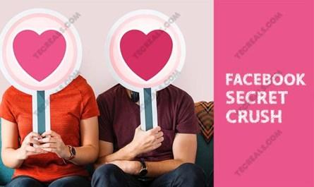 Facebook Secret Crush