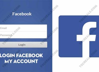 Login Facebook My Account