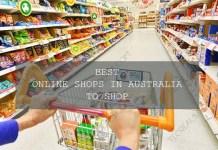 Online Shops in Australia
