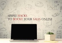 Simple Hacks to Boost Your Sales Online
