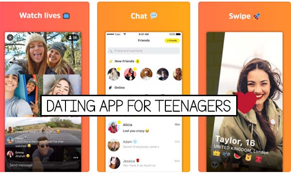 Dating App for Teenagers