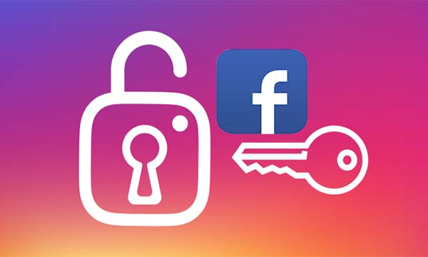 Log into Facebook with Instagram