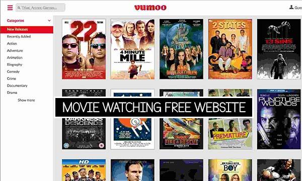 Movie Watching Free Website