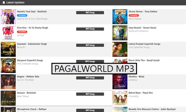 PagalWorld Mp3