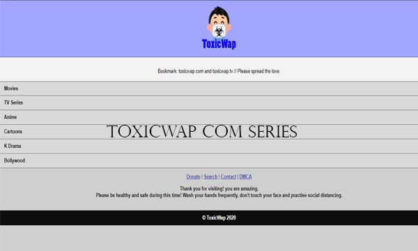 Toxicwap com Series