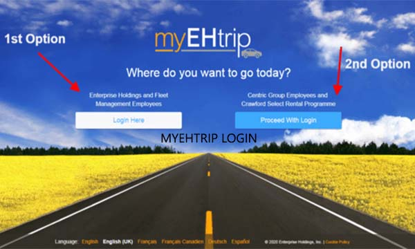 MyEHTrip Login