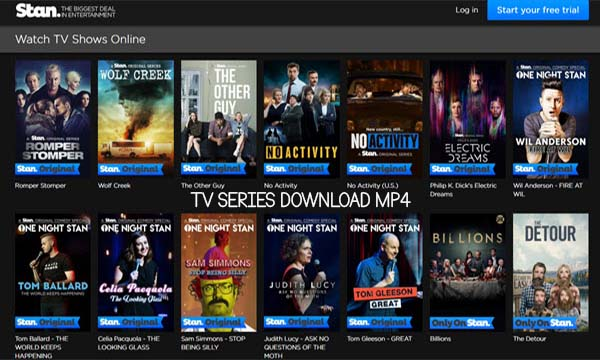 TV Series Download MP4