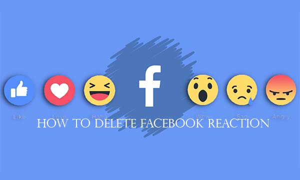 How to Delete Facebook Reaction