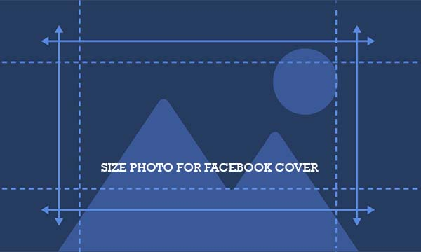 Size photo for Facebook Cover
