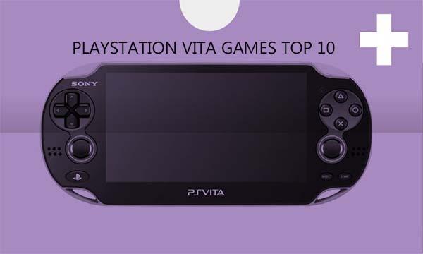 Playstation Vita Games Top 10