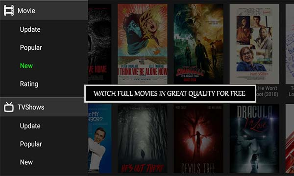 Watch Full Movies in Great Quality for free