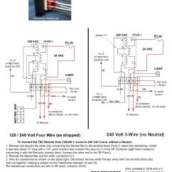 110 Volt Transformer Wiring Diagram Tecumseh And Installation