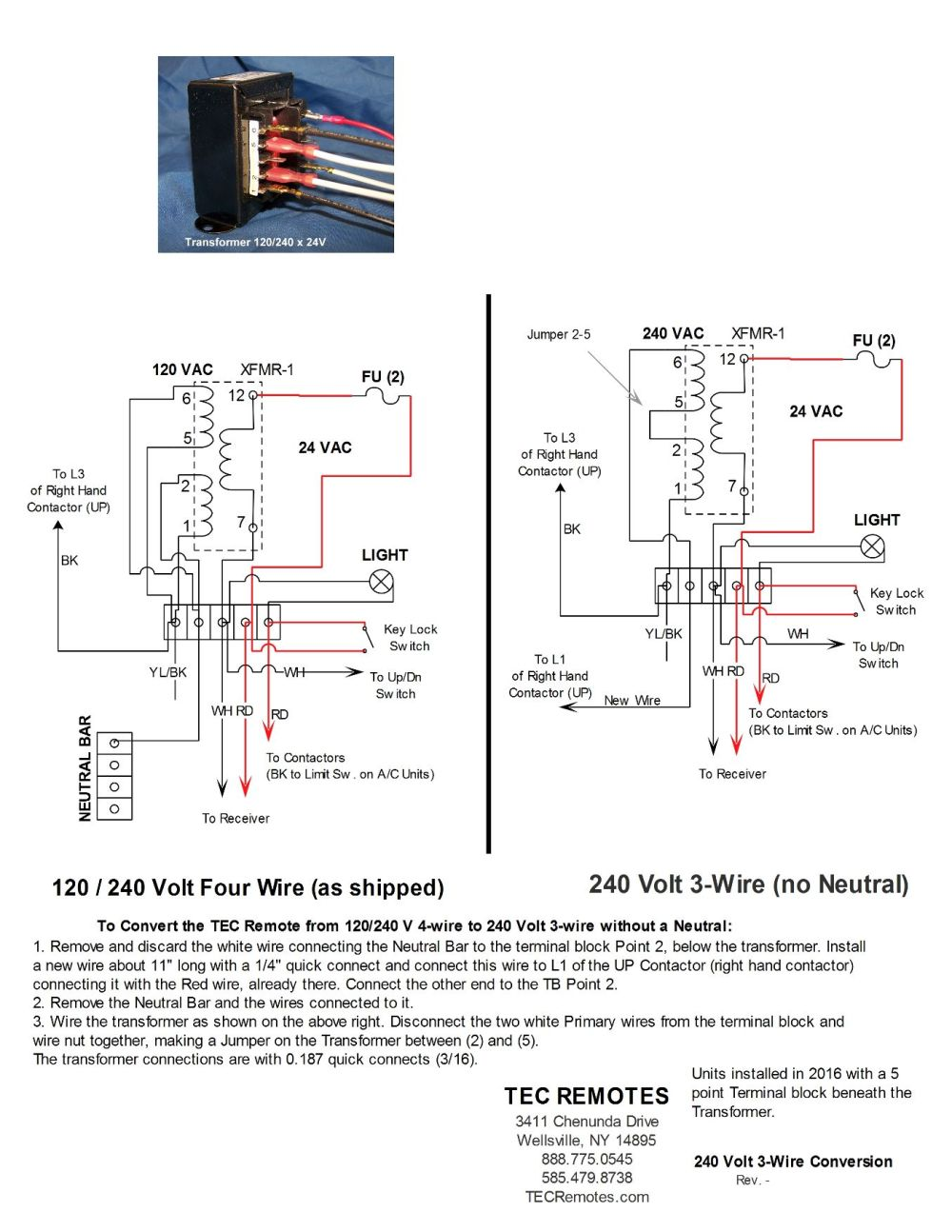 medium resolution of 240 volt 3 wire conversion