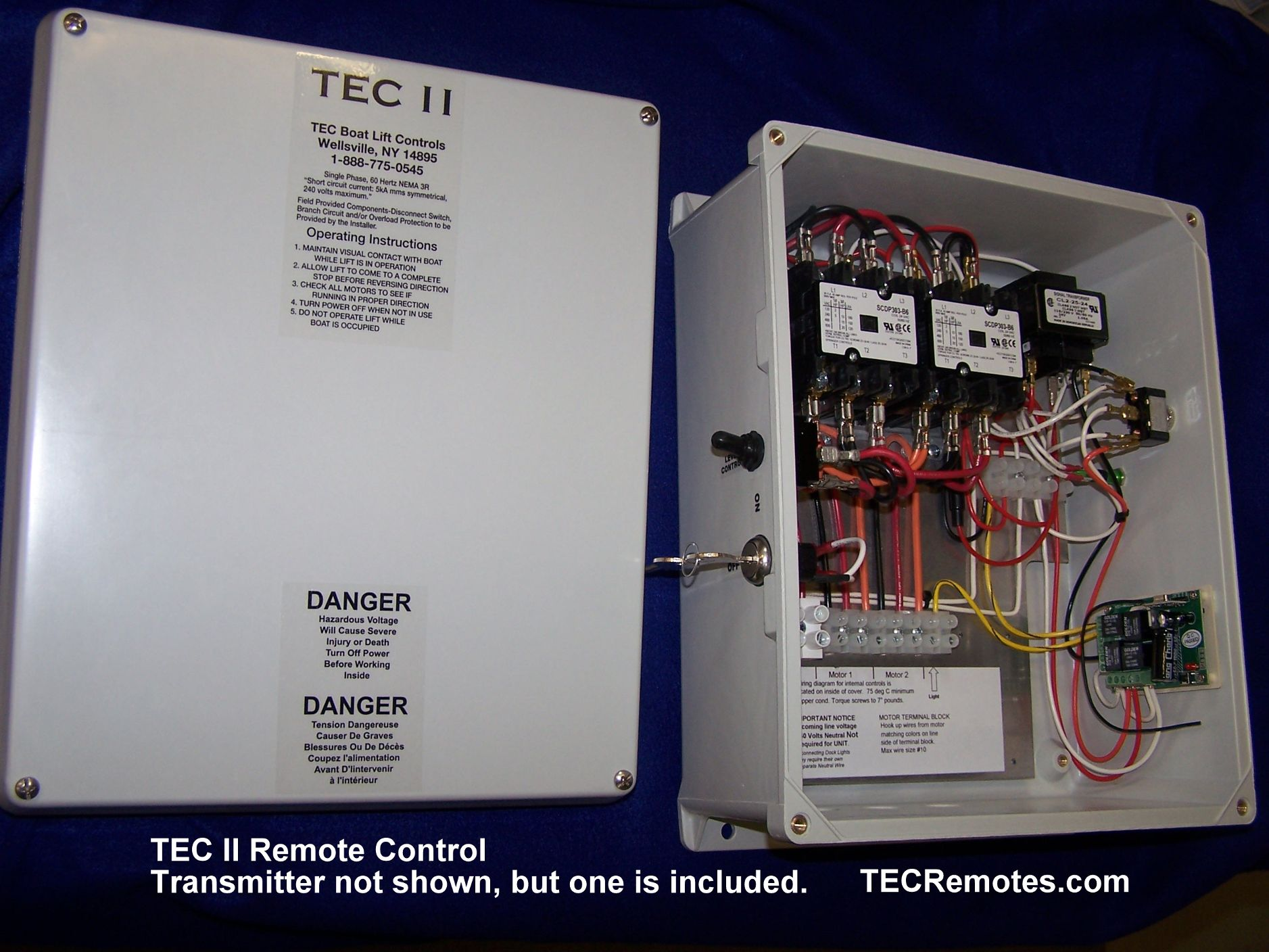 leeson motor wiring diagram how to read a boat lft remote controls, tec i, ii, 1-2, and iv