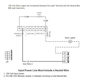 Boat Lift Leveler Switch Wiring Diagram | Wiring Library
