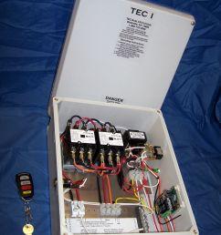 tec i remote control [ 1140 x 1521 Pixel ]