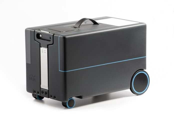 Robotic Suitcase (Foto: nuarobotics)