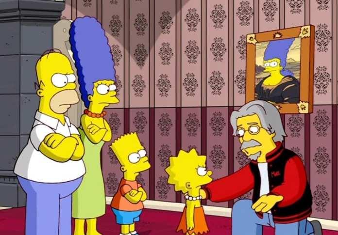 Matt Groening em episódio de Os Simpsons  Criador de Os Simpsons está trabalhando em uma nova série para a Netflix matt groening post1