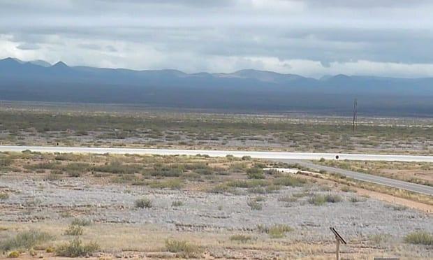 Google: Vista do Centro de Controle (Foto: New Mexico Spaceport Authority) google está testando drones que distribui internet 40 vezes mais rápida que o 4g Google está testando drones que distribui internet 40 vezes mais rápida que o 4G 1682
