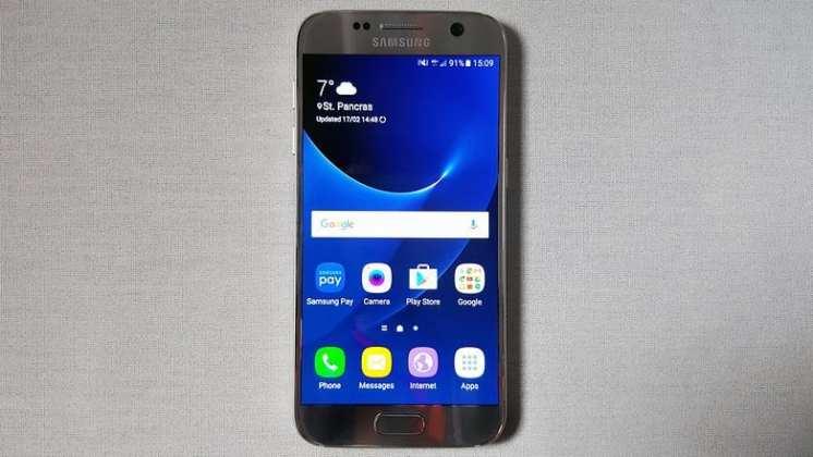galaxy s7 galaxy s7 e s7 edge: samsung anuncia seu novo carro chefe Galaxy S7 e S7 Edge: Samsung anuncia seu novo carro chefe AndroidPIT Samsung Galaxy S7 17 w782