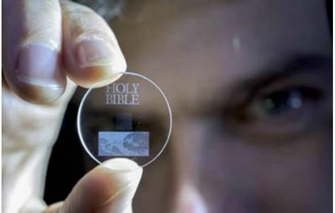 disco de vidro ciência: disco de vidro armazena 360tb Ciência: Disco de vidro armazena 360TB tecnologia DISCOQUARTZOELASERTECSTUDIO