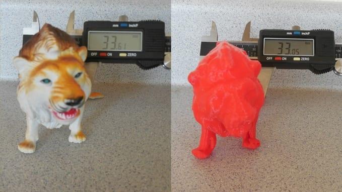 Scanner 3D scanner 3d feito de arduino pode facilitar cópia de objetos Scanner 3D feito de Arduino pode facilitar cópia de objetos 3dp ciclop3dscanner lion 3