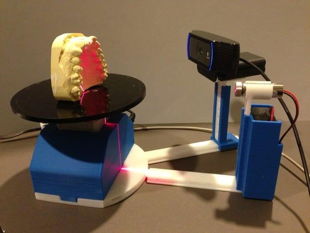 scanner 3d scanner 3d feito de arduino pode facilitar cópia de objetos Scanner 3D feito de Arduino pode facilitar cópia de objetos IMG 5092 preview featured
