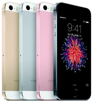 iPhone SE iphone se: mais barato, mais bonito e mais potente iPhone SE: Mais barato, mais bonito e mais potente iPhoneSE 4ColorLineUp PR US EN PRINT