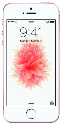 iPhone SE iphone se: mais barato, mais bonito e mais potente iPhone SE: Mais barato, mais bonito e mais potente iPhoneSE RsGld LockScreen PR US EN PRINT