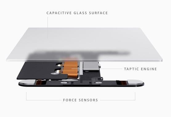 Macbook próximo macbook deve conter teclado touchscreen