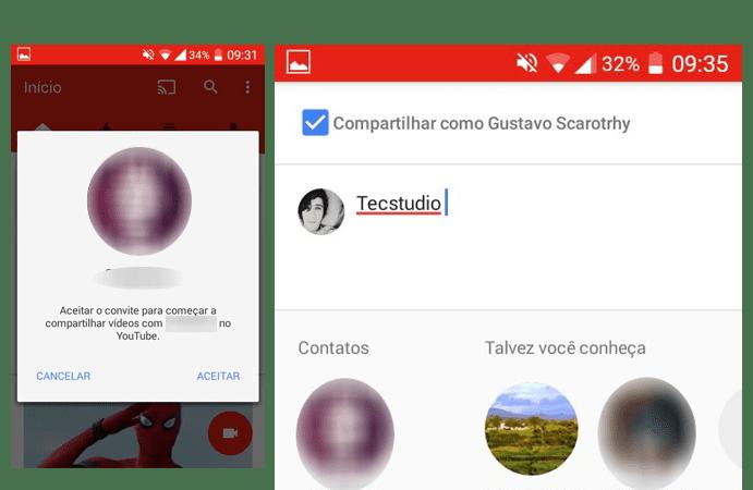 YouTube: Ative agora o novo botão de compartilhar vídeo youtube: ative agora o novo botão de compartilhar vídeo