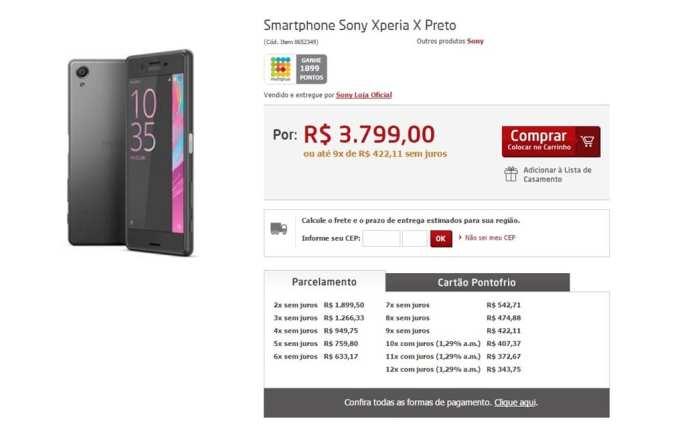 Xperia X brasil! xperia x pode custar muito para o seu bolso Brasil! Xperia X pode custar muito para o seu bolso 06091007091030