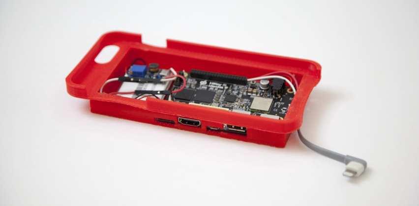 esta case foi desenvolvida para rodar android em um iphone Esta case foi desenvolvida para rodar Android em um iPhone 1 RblZLlAE4rfGFWGFUqXh5w 1