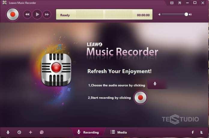Leawo Music Recorder torne-se um profissional da música com o leawo music recorder Torne-se um profissional da música com o Leawo Music Recorder leawoOne