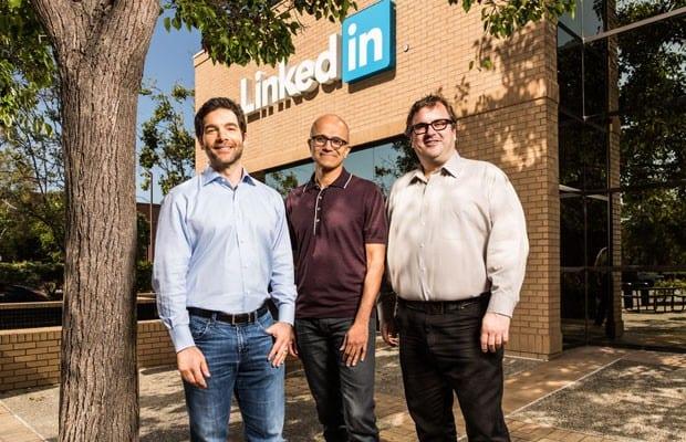 Linkedin yahoo que nada! microsoft compra linkedin por us$ 26,2 bilhões